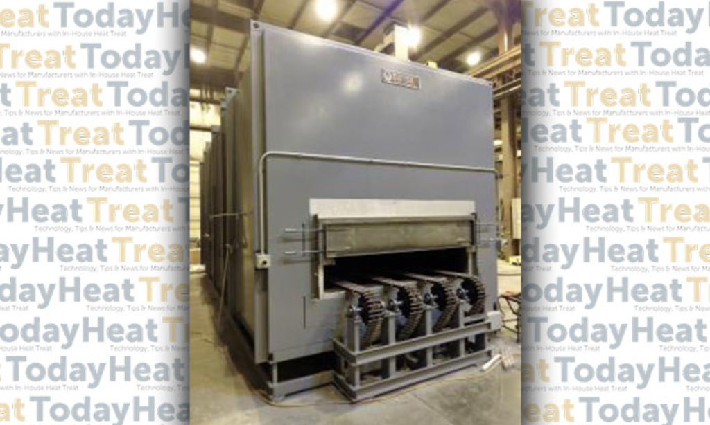 Canadian Auto Parts Manufacturer Adds Chain Conveyor Oven – Heat